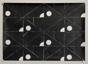 Acrylic on Paper, 11 x 14, 2012