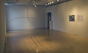 Installation View with 'Pierre Menard', Tjaden Gallery, 2009